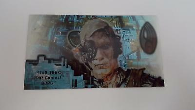 1996 Star Trek First Contact Techno Cell Card First Contact Borg B11 NM/M cond