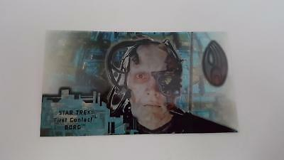 1996 Star Trek First Contact Techno Cell Card First Contact Borg B10 NM/M cond