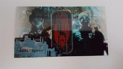 1996 Star Trek First Contact Techno Cell Card Borg Symbol B12 NM/M cond