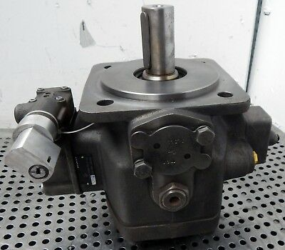 Rexroth Flügelzellenpumpe , Hydraulikpumpe 1PV7-18/100-118 RE07MC3-16 - unused -