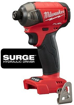 Hydraulic Impact Driver 18-Volt Lithium-Ion Cordless Brushless Quiet Operation