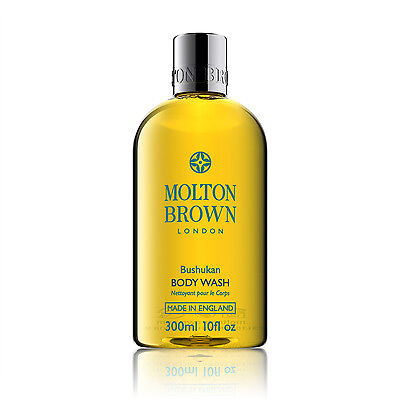 Molton Brown Bushukan Body Wash / Shower Gel - 300ml - NEW