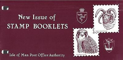 ISLE OF MAN Presentation Pack 1980 NEW ISSUE OF STAMP BOOKLETS