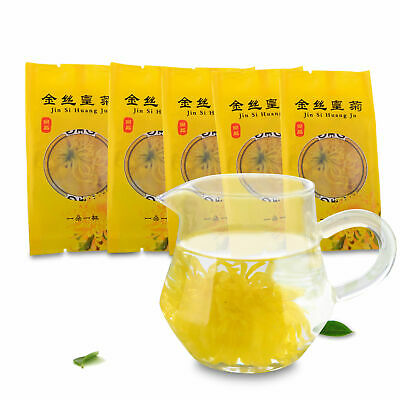 Lots Organic Chrysanthemum Tea Big Blooming Flower Dry Herbal Health Tea Bagged
