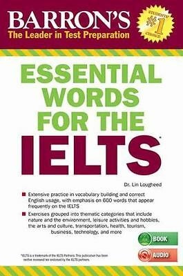 Essential Words for the IELTS with MP3 CD, 2nd Edition (Barron's Essential Words