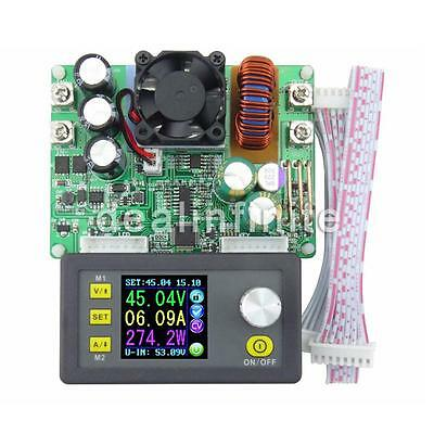 DPS5015 DC 50V 15A Adjustable Step-down Regulated LCD Digital Power Supply Modul