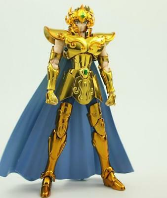 Metal Club Saint Seiya Myth Gold Cloth Leo/Lion Aiolia EX Figurine SH95