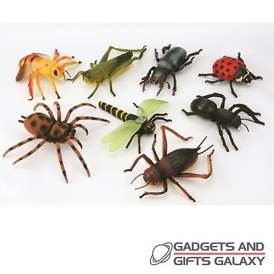 Giant Insects Realistic Bugs Prank Joke Kids Childs Toys Games Pocket Money