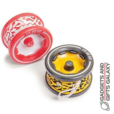 STUNT YOYO METAL WEIGHTED FOR TRICKS classic retro toy gift novelty childs adult
