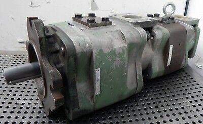 VOITH Innenzahnrad-Pumpenkombination IPH6/5/4-125/64/32 211 - used -