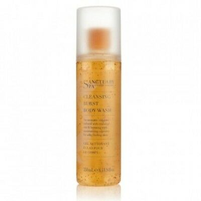 Sanctuary Spa Covent Garden Cleansing Burst Mini Body Wash 75ml Travel Size