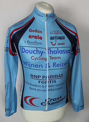 VINTAGE BIO RACER Long Sleeved Mens Cycling Jersey Top Size 2 ... d66390e50