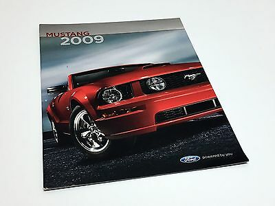 2009 Ford Mustang Brochure
