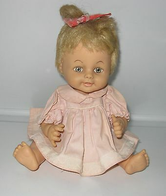 Vintage 1967 Horsman Musical Lullaby Doll with Movement~Works~2580