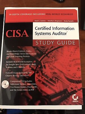 CISA Certified Information Systems Auditor Study Guide With CD Copyright 2006