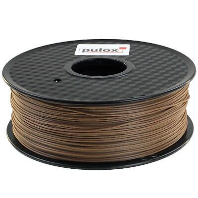 Pulox Wood 3D Drucker Filament 1.75mm