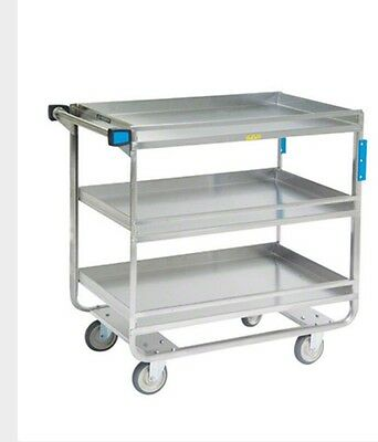 Lakeside #730 Stainless Steel Utility Cart