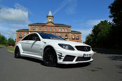 Mercedes CL Black Series Full Body Kit for Mercedes CL Coupe