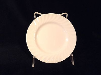 Royal Doulton ENGLAND Fine China CASCADE Bread & Butter Plate White Swirl H5073