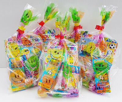 1 x PRE FILLED KIDS UNISEX PARTY LOOT BAGS FOR BIRTHDAYS & WEDDINGS