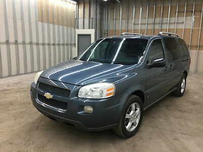 2006 Chevrolet Uplander 7 Passenger Minivan 2006 Chevy Uplander LT,Versatrak,AWD,Ext,Leather,DVD&CD,Great Van,No Reserve!!!