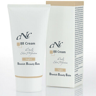 CNC Cosmetics BB Cream - Light  (50 ml)