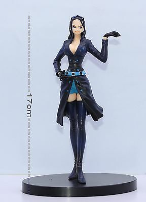One Piece Japanese Anime 17cm Figure ROBIN #470OPK
