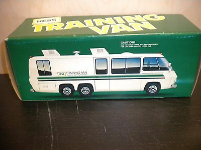 1978 Hess Training Van with Original Box  EXCELLENT CONDITION