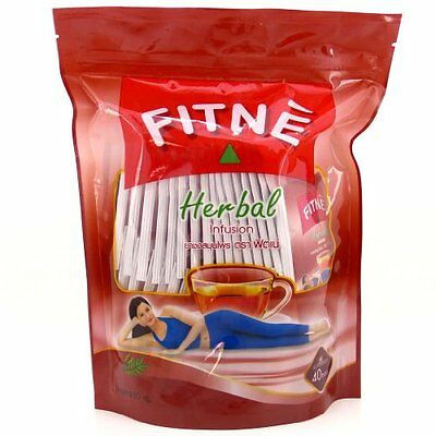 FITNE ORIGINAL TEA HERBAL SLIMMING TEABAGS diet weight reduction CHOOSE QUANTITY