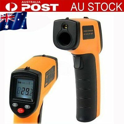 Digital Non-Contact Infrared IR Thermometer Temperature Laser Gun -50℃ to X#