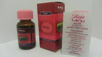 Roja Oil for Permanent Hair Reduction and Removal