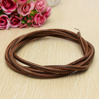 "71"" Leather Treadle Belt for Singer / Jones Sewing Machine Cowhide Belting FO"
