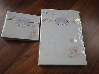 New Marks And Spencer Baby Photo Album & Baby Book