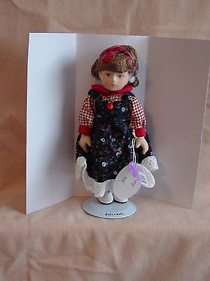 Russ - Porcelain Doll of the Month - July - New in Box #23007