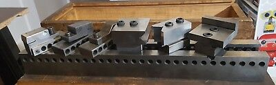 Machinist Clamp All  Machine Milling  Fixture Tooling  Vise System