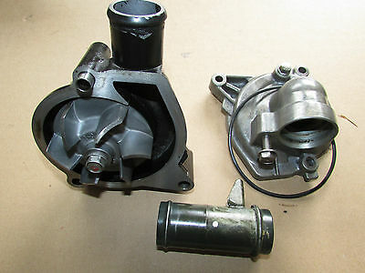 Zx12 R 02-06 Zx20 Aba Wasserpumpe  Motor Deckel  Engine Cover Water Pump