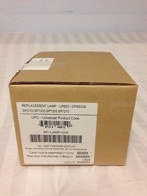 Philips SP-LAMP-006 Lamp in housing -  New - Open Box