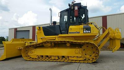Komatsu D61Px-15 Bulldozer Dozer - Ready For Work - Finance Available...!!!