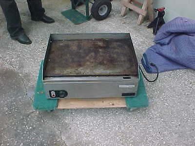 Commercial Electric Table Top Grill 120v Flat Top Grill