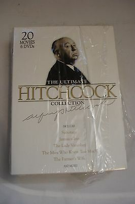 The Ultimate Hitchcock Collection (DVD, 2008, 6-Disc Set)
