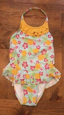 Circo Girl's Swimsuit One Piece Size 5T