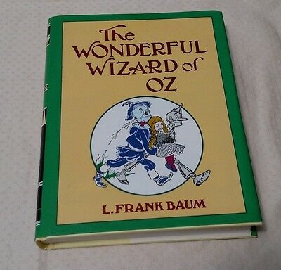 Wizard of Oz, 1987 Facsimile of 1900 First Edition L.Frank Baum
