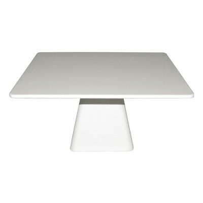 Kristallon Melamine Cake Stand For Wedding And Party White 160X300X300mm