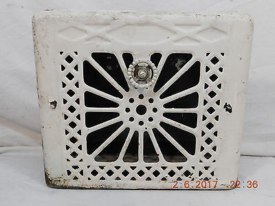 Antique Victorian Style Heating Vent / Grate - Circa 1905 Architectural Salvage