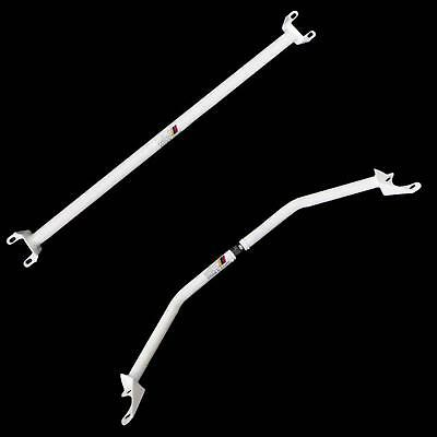 DD Racing Front And Rear Tower Strut Bar Brace (2~Point) suit BMW E30 3Series