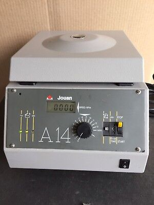 Jouan A-14 A14 Centrifuge FREE SHIPPING