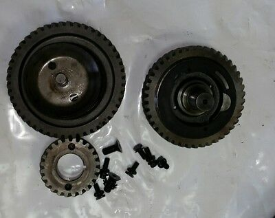 Continental F 162 Timing Gears Govenor Fork Lift Tractor 6 and 4 Cylinder Clark