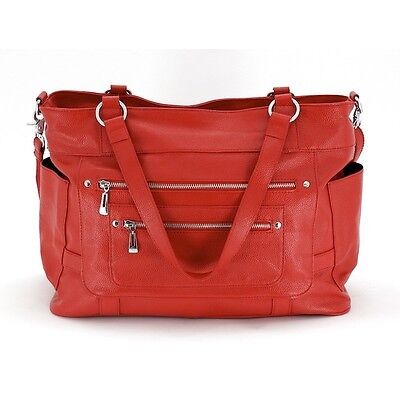 CLEARANCE SALE! QB Leather Baby Bag