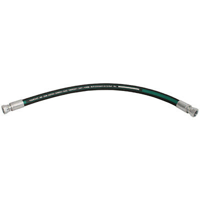 "Hydraulic Hose 3.0 mtrs 1/2bsp 1/2""SAE100R2AT"
