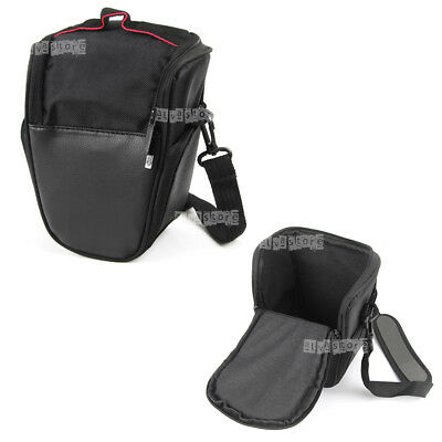 DSLR SLR Camera Bag Carry Lens Case For Canon Nikon Sony Panasonic Waterproof